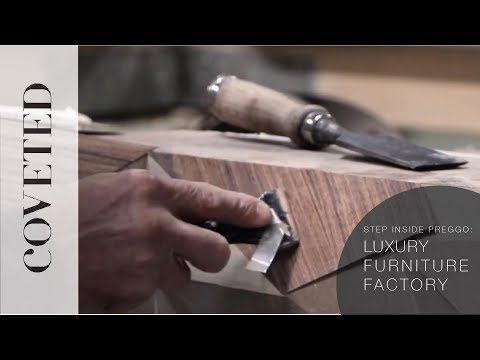 Luxury Furniture Design Factory - Step Inside Preggo