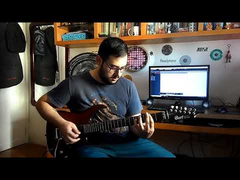 Onmyouza - Kouga Ninpou Chou (Guitar Cover)
