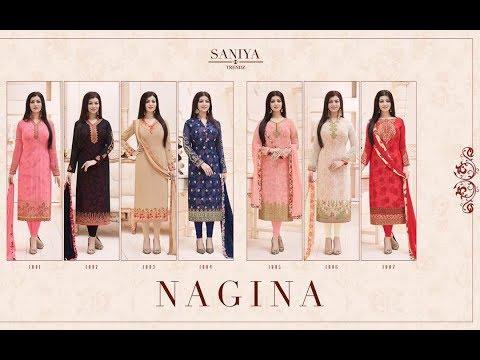 Latest Indian Dresses Collections 2017 || Ayesha Takia Salwar kameez || NAGINA Vol -1