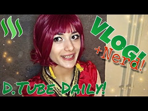 Vlog #128 - Zurück vom Japan-Festival!// Ein nerdiger Bericht und etwas Politik.