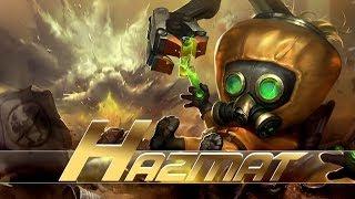 League of Legends: Hazmat Heimerdinger (Skin Spotlight)
