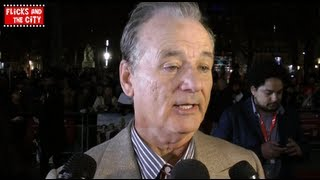 Bill Murray Interview on Franklin D. Roosevelt in Hyde Park on Hudson