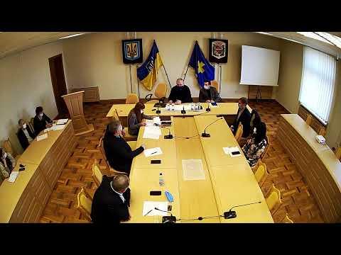 Полтавська обласна рада: Засідання постійної комісії обласної ради з питань житлово-комунального господарства, енергозбережен
