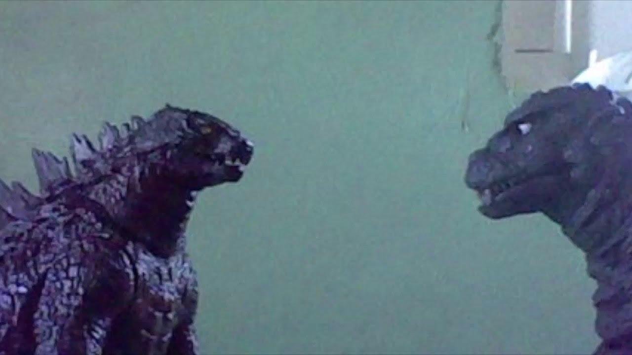 Godzilla 1954 Vs Godzilla 2014 | www.pixshark.com - Images ...
