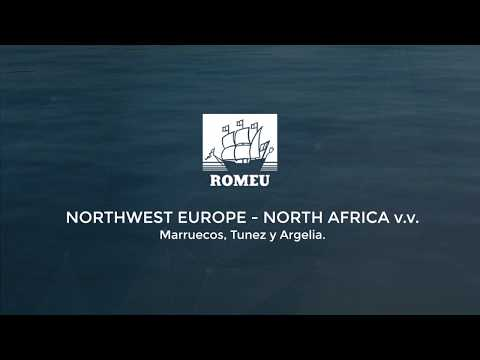 Northwest Europe - North Africa