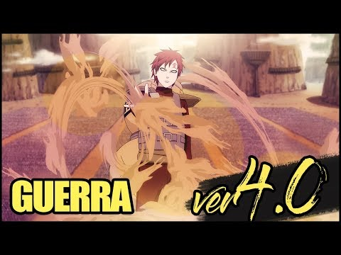 Naruto 4.0 | Grande Guerra Ninja | Lutando e explicando sobre a Cross-Server!