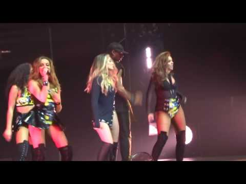 Little Mix - No More Sad Songs - 28-7-17 Brisbane HD