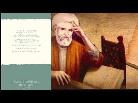 Marifetname Erzurumlu İbrahim Hakkı Hazretleri (5-5) (Sesli Kitap) indir