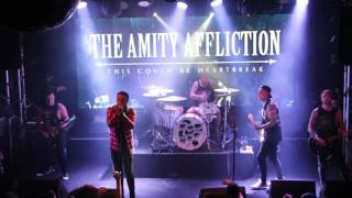 The Amity Affliction - I Bring The Weather With Me (LIVE) in Gothenburg, Sweden 21/6/16