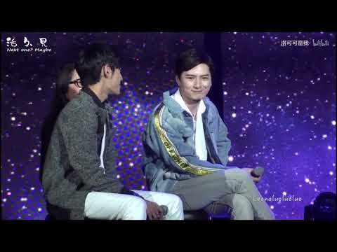 [Eng Sub] Singto & Krist Nanjing Fan Meeting Photo Story Telling