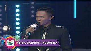 MENGEJUTKAN! TRON DANCE Ala RIDWAN Buat NASSAR dan DEWI Bergoyang Heboh | LIDA Top 8