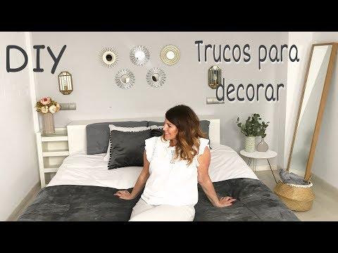 DIY Como transformar tu habitacion facil y barato