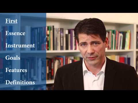 MOOC: Terrorism and Counterterrorism: Comparing Theory & Practice by Prof. dr. Edwin Bakker