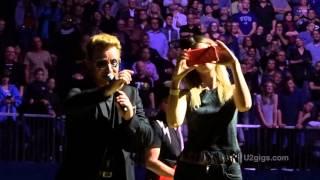 U2 London Mysterious Ways / Elevation 2015-10-29 - U2gigs.com