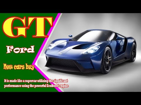 2019 Ford GT | 2019 Ford GT500 | 2019 Ford Mustang GT 50 Years Limited Edition | New cars buy.
