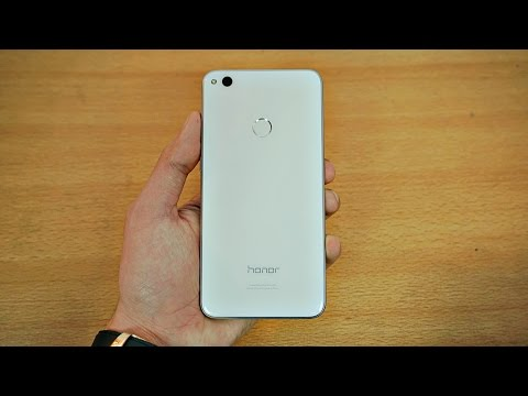 Huawei Honor 8 Lite - Full Review! (4K)