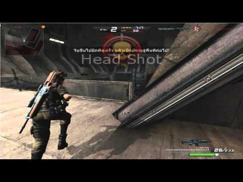 Blackfire - PVE Assault  Dam + Pole War (Easy Solo)  เล่นส่งท้ายก่อนเกมปิด