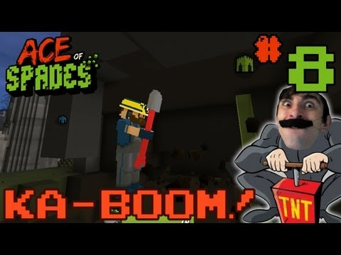 Ace Of Spades Gameplay ITA Ep. 8 KA-BOOM! (Demolition)
