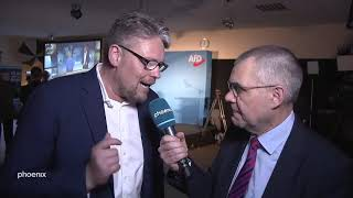 Europawahl - Guido Reil (AfD) im Interview am 26.05.19