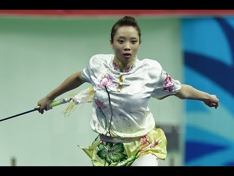 TRỰC TIẾP: Wushu hái vàng cho Việt Nam
