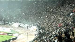 PAOK  v olympiakos kypello 2009 3