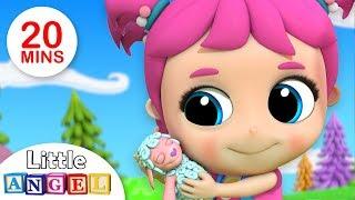 Mary Had A Little Lamb, PeekaBoo, Finger Family, Kids Songs & Nursery Rhymes by Little Angel