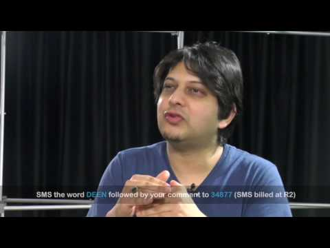 The Faizal Sayed Show with Steven Taylor