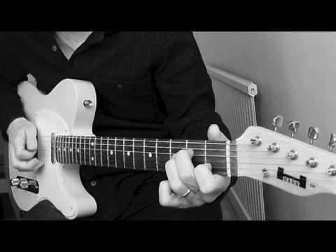 Tom Bukovac Guitar Style chord solo