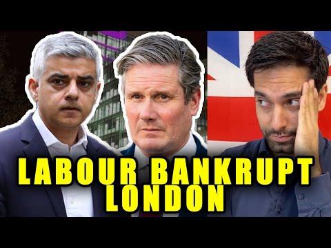 Labour Bankrupt London