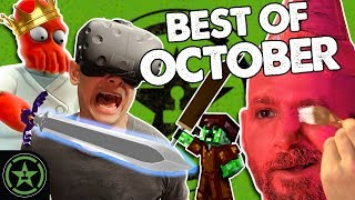 October 2019 Highlights - Best of Achievement Hunter