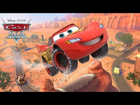 Cars: Fast as Lightning (by Gameloft) - iOS / Android - HD Gameplay Trailer