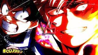 Boku no Hero UA Sports 「 AMV 」Todoroki vs Midoriya