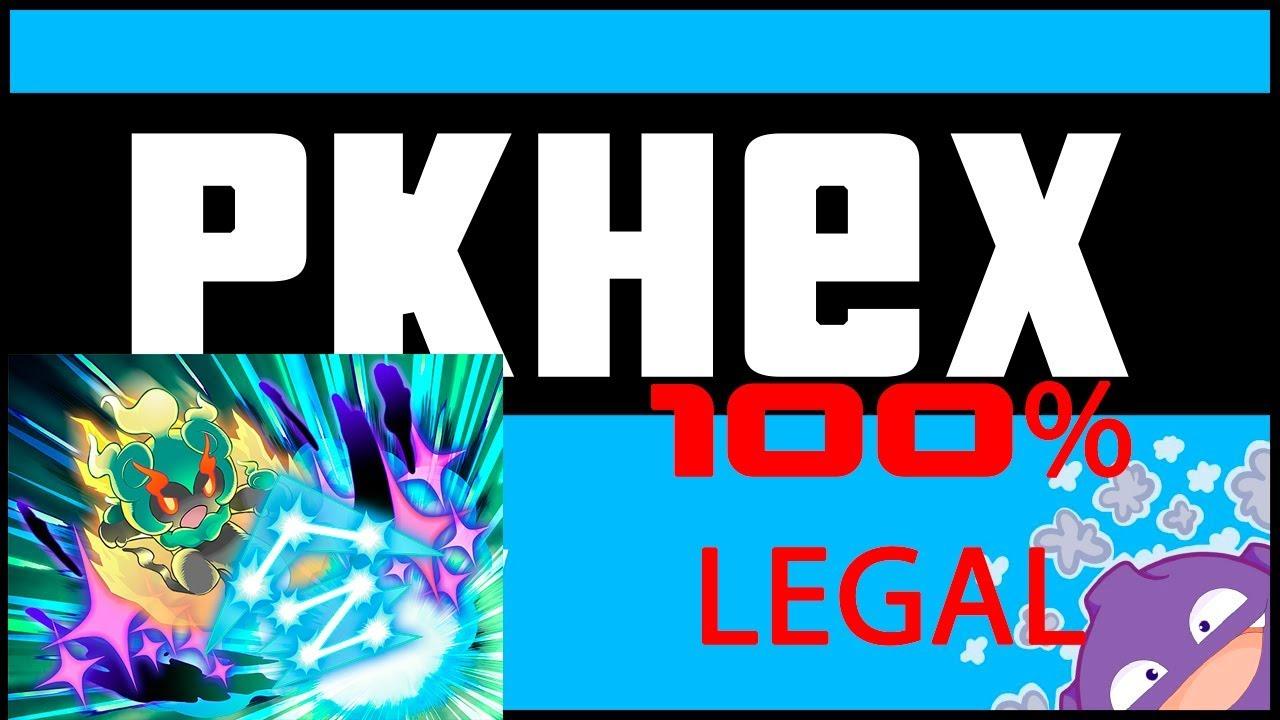 pkhex gratuit