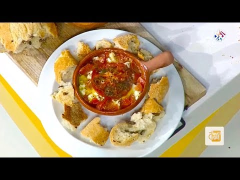 Al Araby 22-9-17 Chef Nour & Gustav Bouyourdi, Spanakopita and Financier