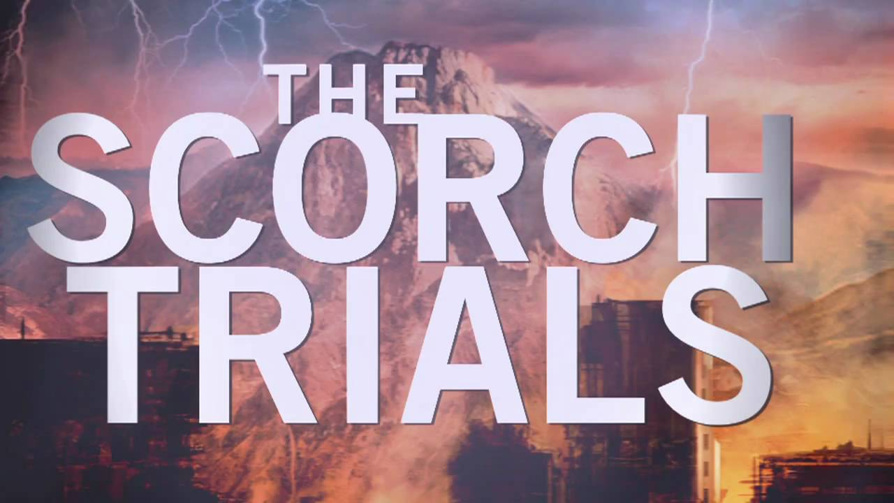 The Scorch Trials Ebook