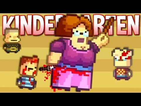 WE NEED TO HIDE THE EVIDENCE! - Bugg's Story - Kindergarten Gameplay #5