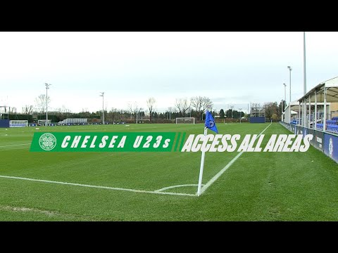 📹 Chelsea FC Training Centre: Access All Areas | Chelsea U23s 0-1 Celtic Reserves