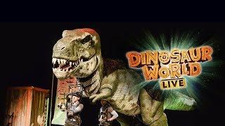 Dinosaur World Live Trailer (2018)