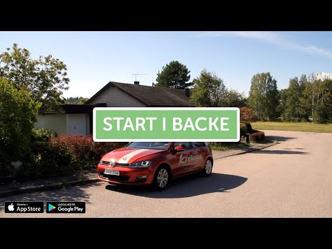 Ta Körkort - Start i backe