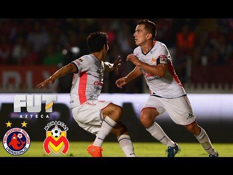 Resumen | J9 | Apertura 2016 |Veracruz 1-3 Monarcas