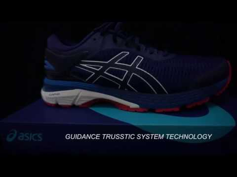 ASICS GEL KAYANO 25 REVIEW INDONESIA - YouTube