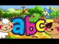 ABC Song cartoon | A to Z for Children |Alphabet Song Animals | English Alphabet HD
