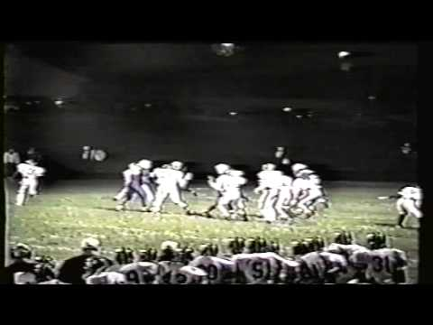 MHS 1996-1997 Football Highlights(1/2)