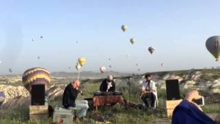 Mercan Dede & Hugh Marsh Cappadox Sun Rise Concert