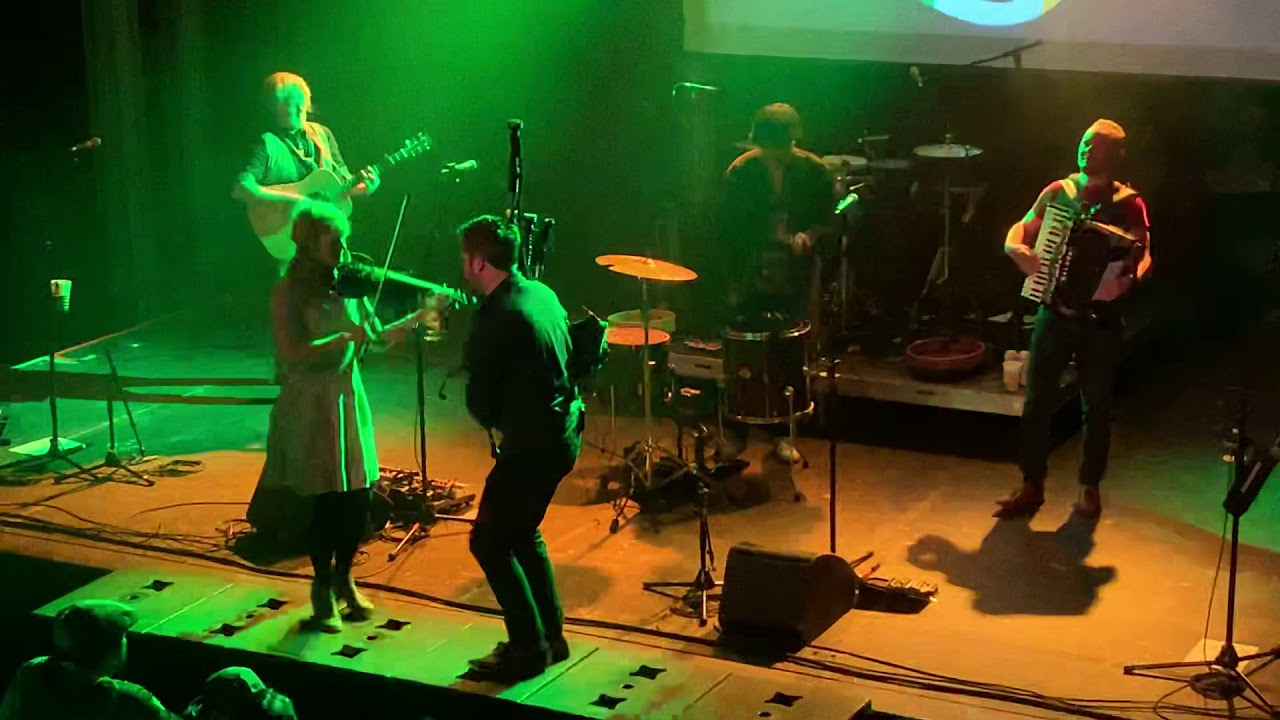 ༺ Free Live Streaming Gaelic Storm at  USA   2020
