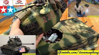 Customized Remote Control Tanks Volume 2. Heng Long, Taigen, Tamiya, Torro and More!