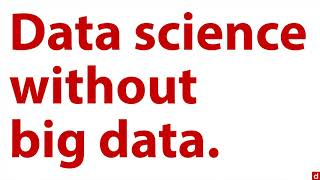 Data Science Introduction | Data Science For Beginners | Big Data For Data Science