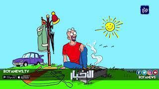 كاريكاتير لوحة لأسامة حجاج (8-3-2019)