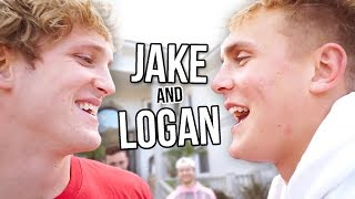 Logan and Jake when they Vlog together / Best of Logan & Jake Paul