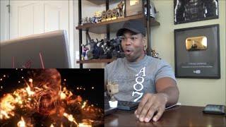 Resident Evil 3 - Nemesis Trailer   PS4 - Reaction!